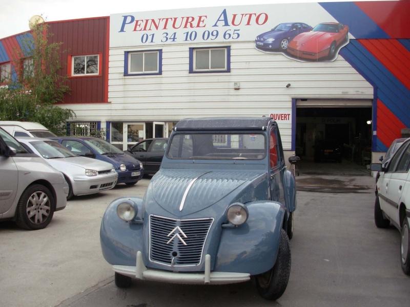 bonjour je m u2019appelle claudine  je suis carrossier e  peintre automobile