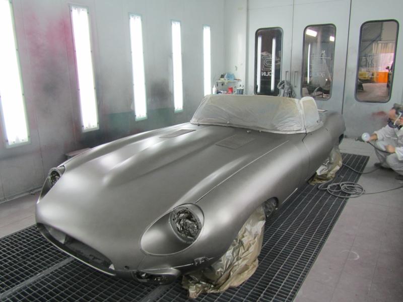 Bonjour je m'appelle Claudine, mon travail; la carrosserie et la peinture automobile 2_couc12