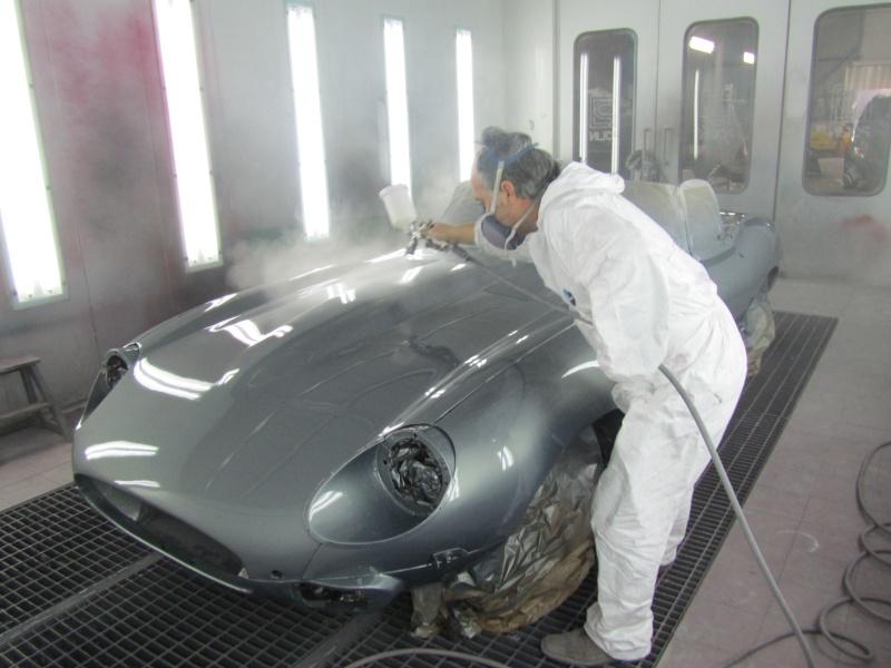 Bonjour je m'appelle Claudine, mon travail; la carrosserie et la peinture automobile 2_couc14