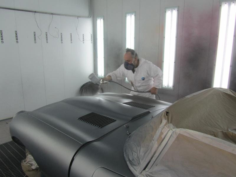 Bonjour je m'appelle Claudine, mon travail; la carrosserie et la peinture automobile 3_couc11