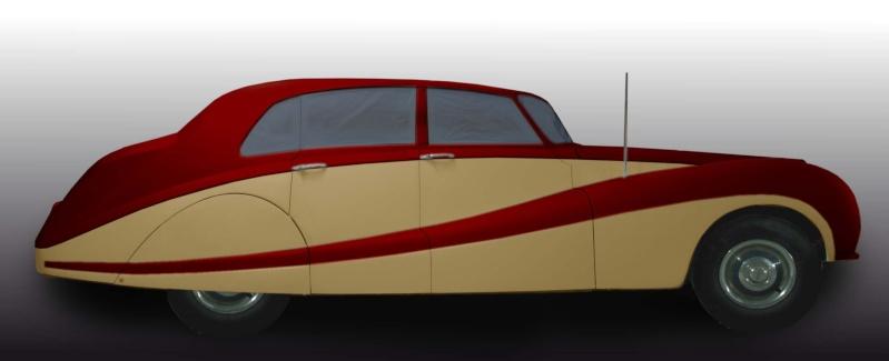 Bonjour je m'appelle Claudine, mon travail; la carrosserie et la peinture automobile Bentle15