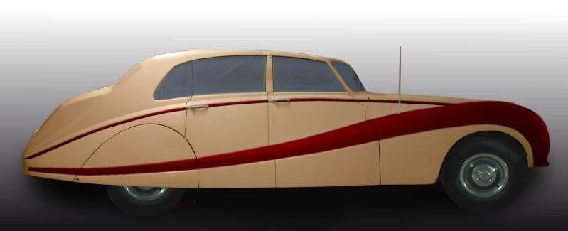 Bonjour je m'appelle Claudine, mon travail; la carrosserie et la peinture automobile Bentle16