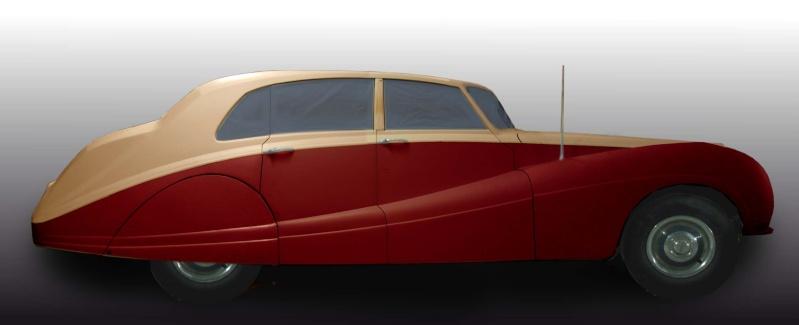Bonjour je m'appelle Claudine, mon travail; la carrosserie et la peinture automobile Bentle17