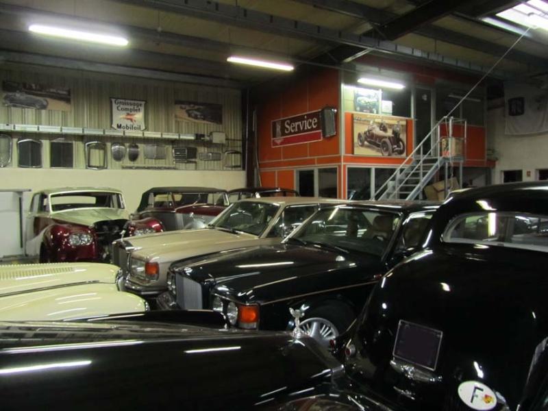 Bonjour je m'appelle Claudine, mon travail; la carrosserie et la peinture automobile Garage10