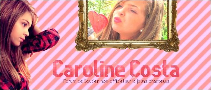 Caroline Costa Fan