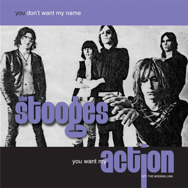 The Stooges : Fun House (1970) Cover_10
