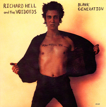 Richard Hell & The Voidoids : Blank Generation (1977) Hell_r10