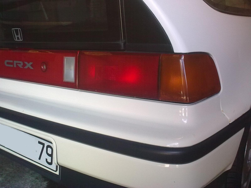 Honda CRX 1.6i-16 1989 08072010
