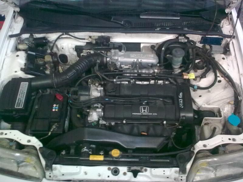 Honda CRX 1.6i-16 1989 21082010