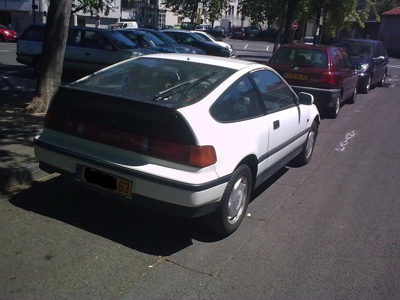 Honda CRX 1.6i-16 1989 30052022