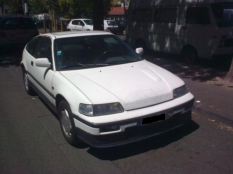 Honda CRX 1.6i-16 1989 30052025