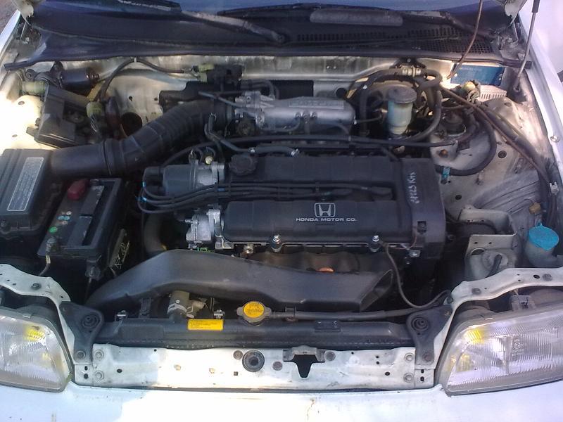 Honda CRX 1.6i-16 1989 30052026