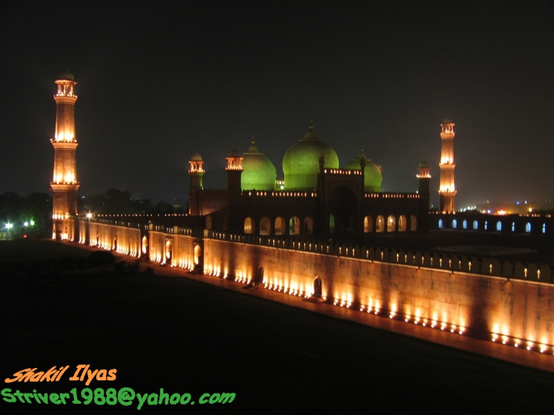 Worlds Most Amazing Mosques Badsha10