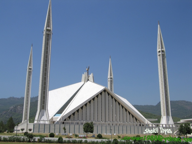Worlds Most Amazing Mosques Faisal10