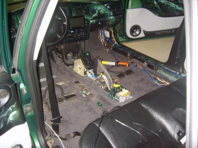 Umbaubericht von Snake seinem Vectra B S8001410