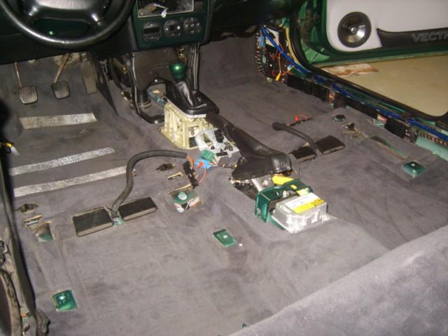 Umbaubericht von Snake seinem Vectra B S8001413