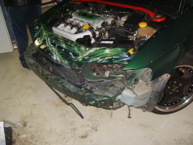 Umbaubericht von Snake seinem Vectra B S8001513