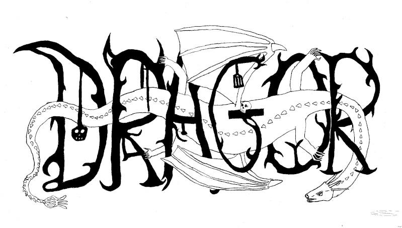 Le gribouillage - Page 2 Drag0r10
