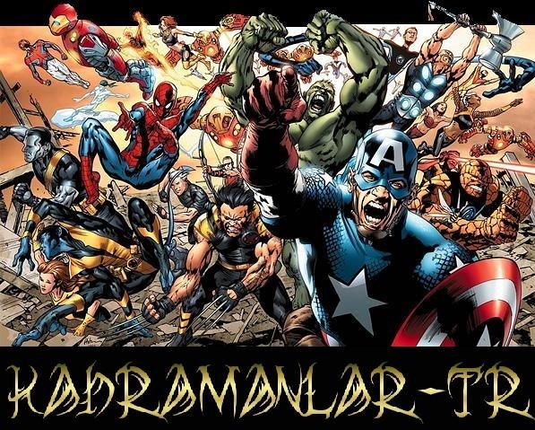 Bütün Kahramanların Mekanı , Örümcek Adam Resimleri, Hulk Resimleri , X men Resimleri, Wolverine
