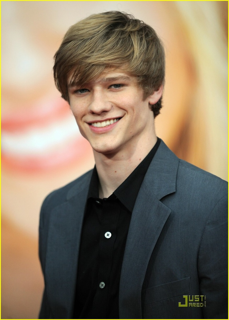 Lucas na ante-estreia de Hannah Montana: the movie Lucas-10