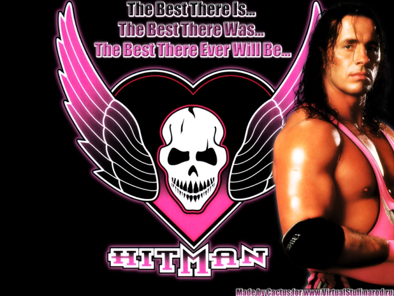 حصرياً من اروع فيديوهات الإتحاد : Bret Hart Wrestling With Shadows 10th Year Anniversary Collectors Edition 2009 Bretha10