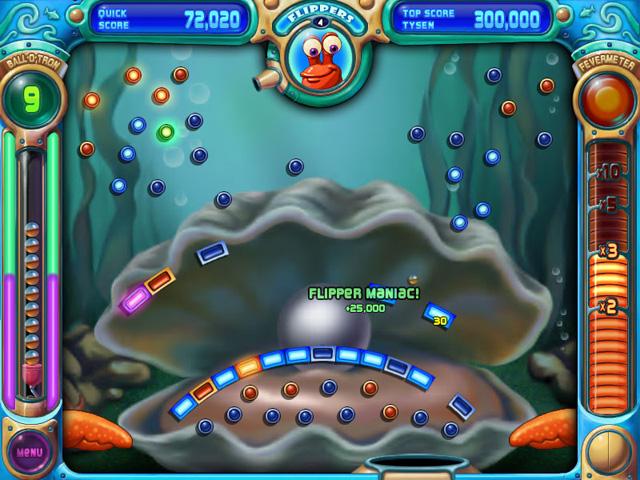 حصريا مع اللعبة الجديدة بادارها الاول بحجم 23 ميجا Peggle Nights Deluxe v1.0 Peggle10