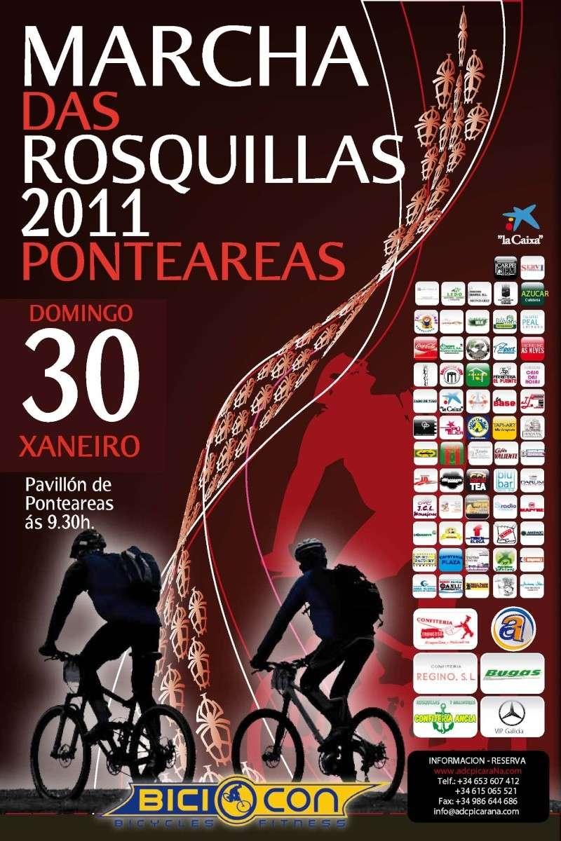Marcha das Rosquillas 2011 Cartel20