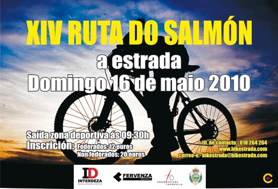 """XIV edición de la """"Ruta del Salmón 16 mayo 2010 Salmon10"""