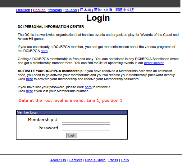 Problème DCI webapp (11/03/2011) ? Wotcpr10