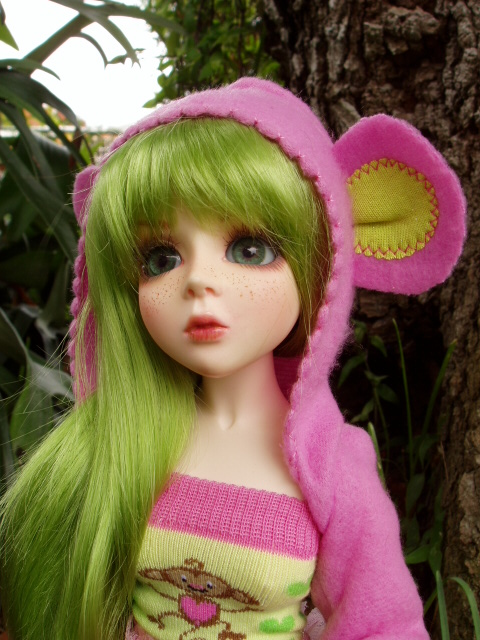 What was your first BJD? - Page 2 Monkey10