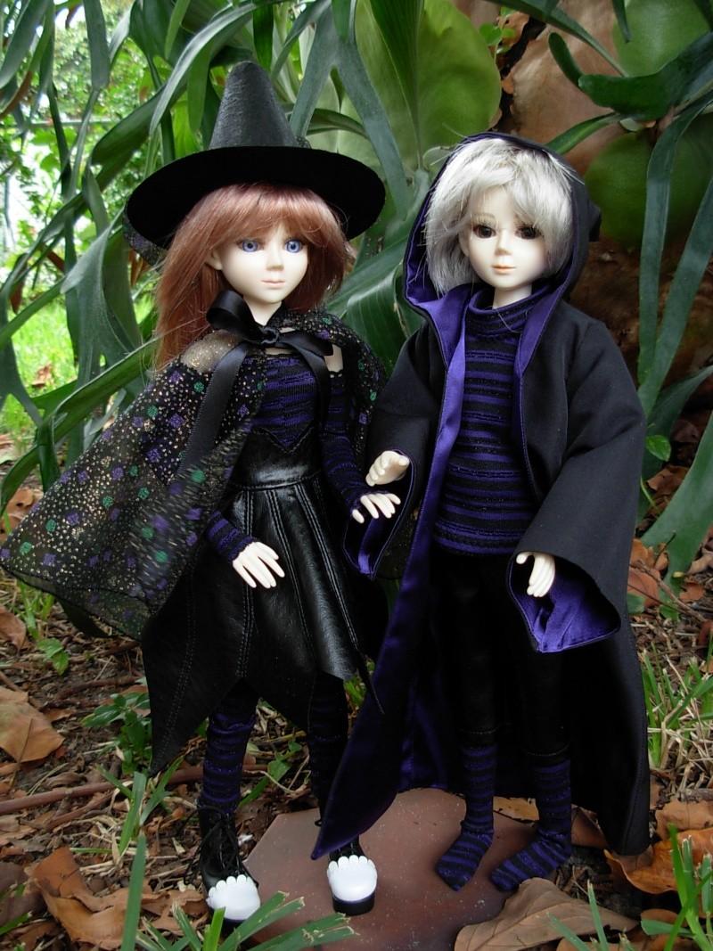 """12"""" Goodreau dolls Wizard10"""