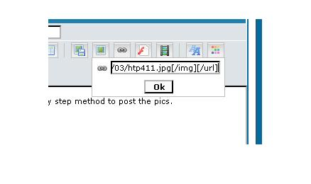 How to post pictures in the forum ? Htp510