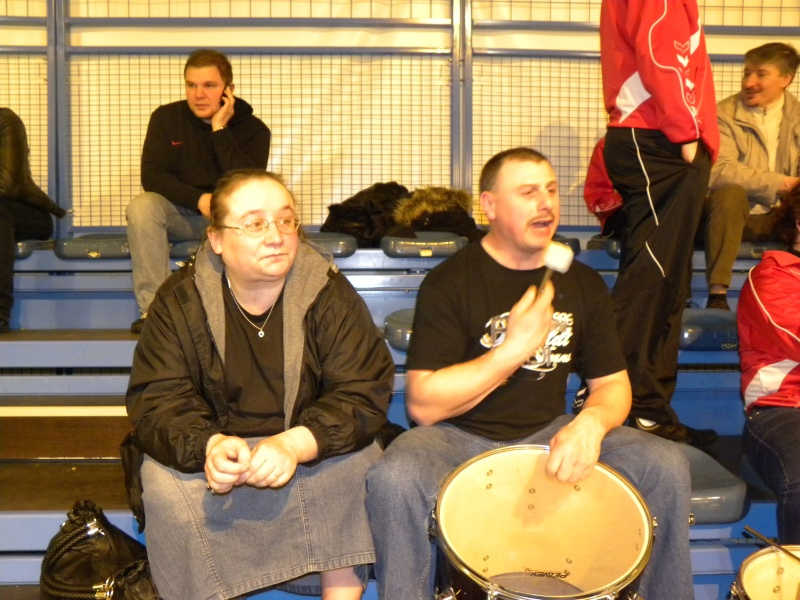 Invitation de l'union Hainaut pour leur match de championnat Dscn7214