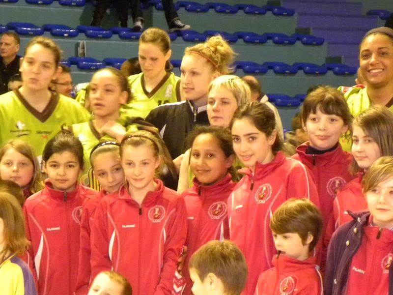 Invitation de l'union Hainaut pour leur match de championnat Rscn7310