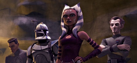 STAR WARS - THE CLONE WARS - NEWS - NOUVELLE SAISON - DVD - Page 29 Epguid20