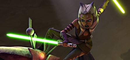 STAR WARS - THE CLONE WARS - NEWS - NOUVELLE SAISON - DVD - Page 29 Epguid21