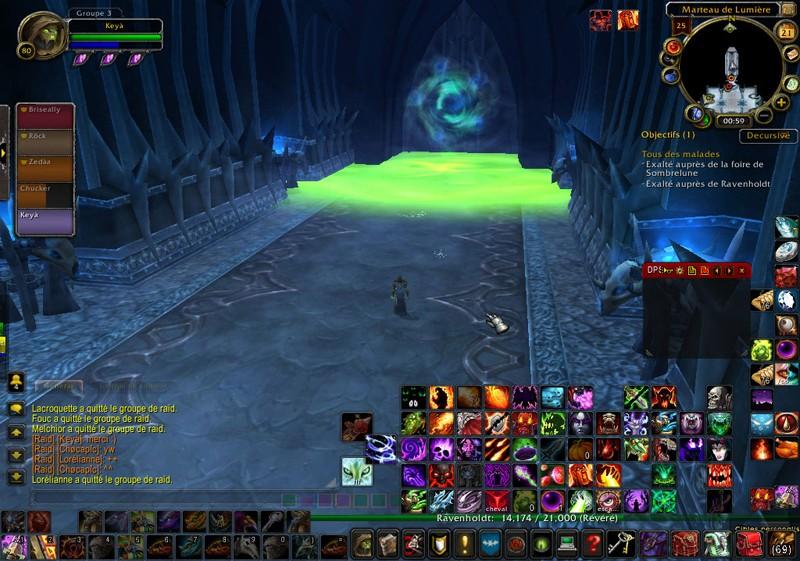 La foire au screenshot ! Flaque10