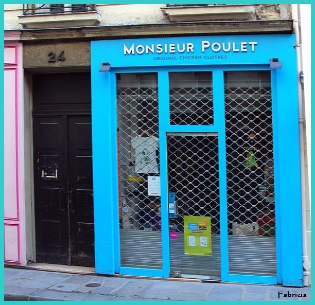 Paris en couleurs , Paris en noir et blanc ! - Page 2 Monsie10