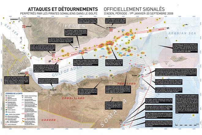 Dossier Golfe d'Aden/Somalie/Pirates vs Otan/Géostratégie de la région Carte_11