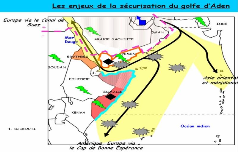 Dossier Golfe d'Aden/Somalie/Pirates vs Otan/Géostratégie de la région Carte_12