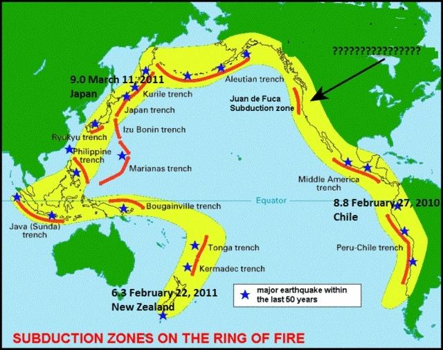Les champs magnétiques et électriques à l'oeuvre dans les changements terrestres et les éruptions volcaniques  Ceintu10