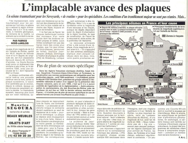Vingt mégalopoles sous la menace d'un séisme majeur Figaro10
