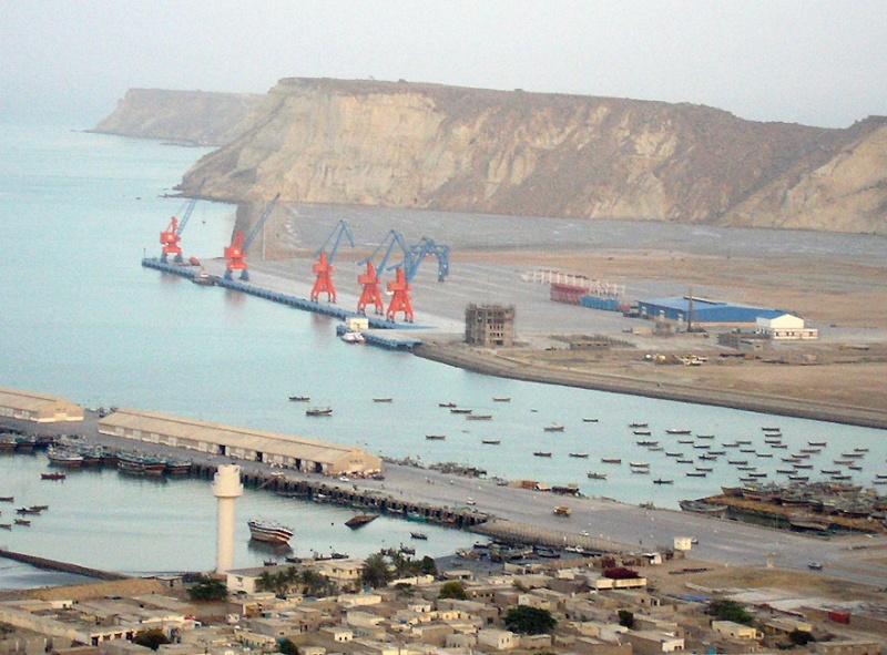 Dossier Golfe d'Aden/Somalie/Pirates vs Otan/Géostratégie de la région Gwadar10