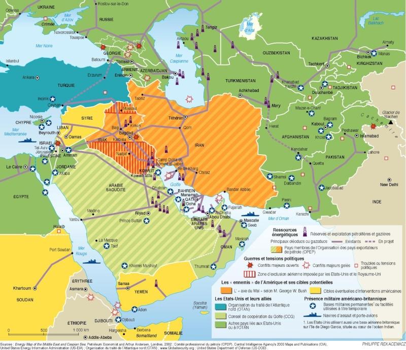 Dossier Golfe d'Aden/Somalie/Pirates vs Otan/Géostratégie de la région Organi11