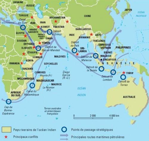 Dossier Golfe d'Aden/Somalie/Pirates vs Otan/Géostratégie de la région Point_10