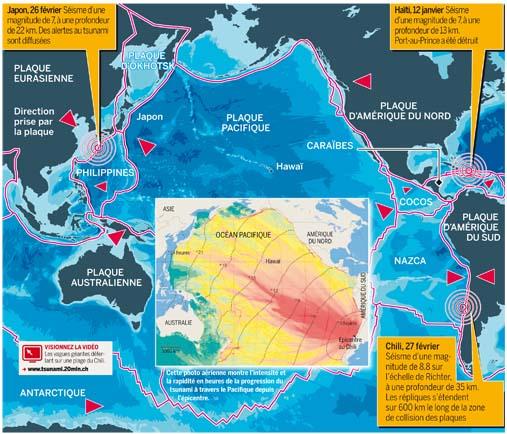 Vingt mégalopoles sous la menace d'un séisme majeur Seisme17