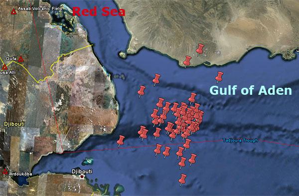 Dossier Golfe d'Aden/Somalie/Pirates vs Otan/Géostratégie de la région Yemen-10