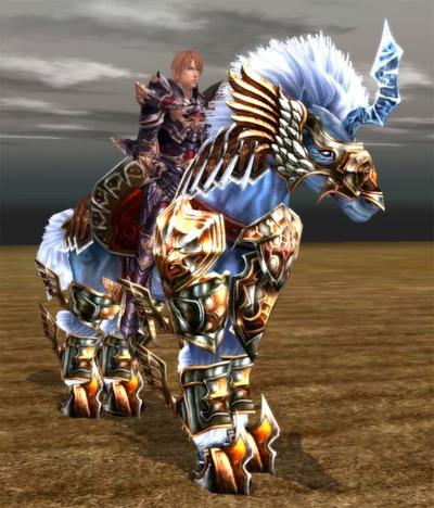 Blue Dragon mount Humans10