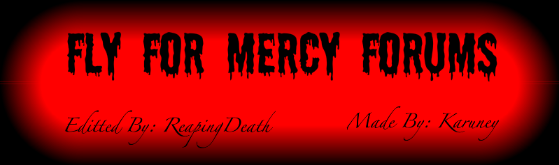 Fly For Mercy