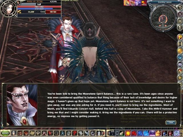 Dark Elf Mage to Warlock Rohan014
